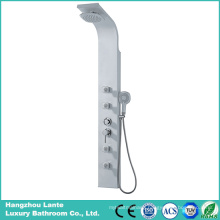 Wall Mounted Shower Panel with Aluminium Alloy Material (LT-L658)